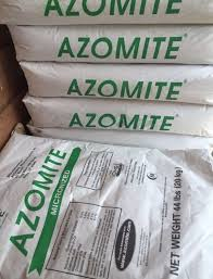 azomite 44 lbs bag rock dust over 70 different trace minerals