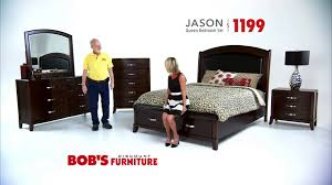 Furniture Bedroom Sets Jason 8 Piece Queen Bedroom Set Bob U0027s Discount Furniture Youtube