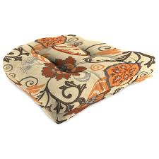 Patio Chair Cushions Sunbrella Shop Sunbrella 1 Elegance Marble Standard Patio Chair