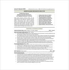 one page resume template u2013 11 free word excel pdf format