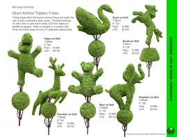 topiary trees animal topiary trees barrango inc