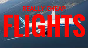 how to get really cheap flights learn more below youtube