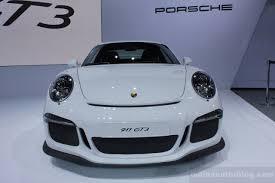 porsche front view 2014 porsche 911 gt3 is a track ready road car