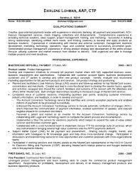 qualifications summary resume resume product manager free resume example and writing download example product manager resume