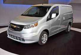 cadillac minivan 2015 chevrolet city express silverado hd cng option bow in