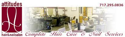 attitudes nail u0026 hair salon complete hair care u0026 nail services