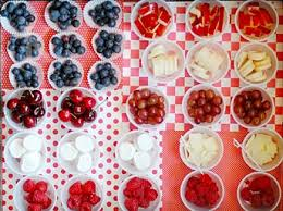fruit treats fourth of july treats things to make and do crafts and