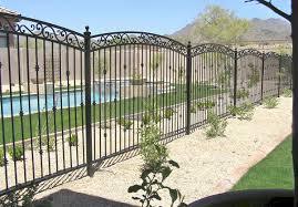 modern concept decorative metal fencing with pictures of fences