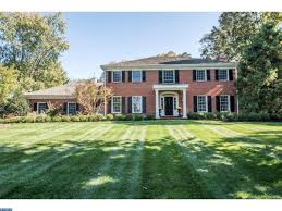 Colonial Homes For Sale by Classic Brick Georgian Colonial In Wilmington Delaware Luxury