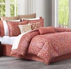 coral bedding sets queen model u2014 suntzu king bed comforter coral