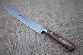 Victorinox Kitchen Knives Australia Sabatier Olivewood Series Carving 20 Cm