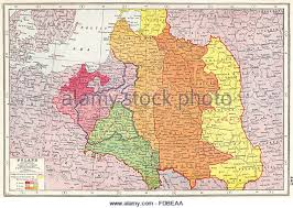 russia map before partition partition of poland 1795 stock photos partition of poland 1795