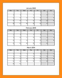 3 month calendars 2015 exol gbabogados co