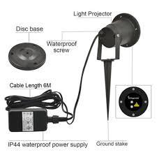 aliexpress com buy waterproof garden tree moving laser projector