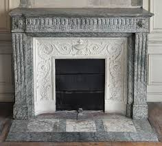 Fireplace With Music by Louis Xvi