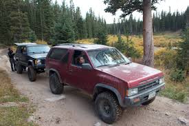 nissan pathfinder off road fpf 1988 nissan pathfinder specs photos modification info at