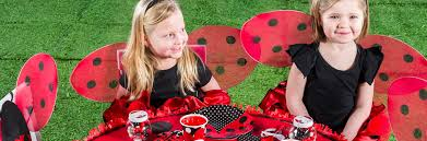 party city calgary halloween costumes ladybug party supplies lady bug party supply shindigz