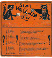 halloween quiz goshowmeenergy