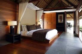 Tropical Architecture Group Inc Modern Balinese Contemporary - Bali bedroom design