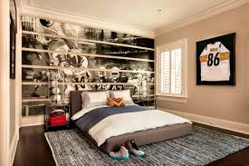 bedroom attractive kids sports room decor ideas bedroom for boys