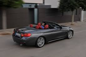 bmw 4 series hardtop convertible bmw 4 series convertible drops hardtop for luxury cruising slashgear