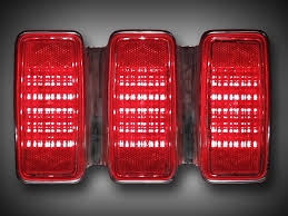 mustang led tail lights 1969 for mustang led tail light kit new design
