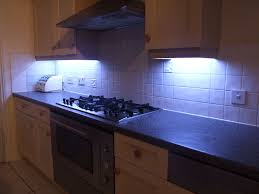 Kitchen Cabinets Lights by How To Fit Led Kitchen Lights With Fade Effect 7 Steps With