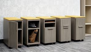 Media Storage Pedestal Anchor Storage System Knoll