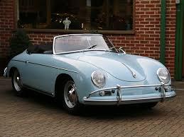 Porsche 1954 Porsche 356a 1600 Convertible D Jd Classics