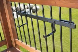 adjustable self watering railing planter 32 u201d installing railing