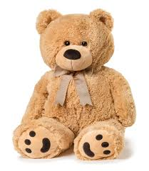 valentines big teddy big teddy with ribbon 30 plush stuffed for valentines day gift