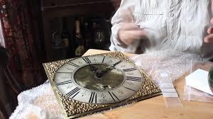 Ridgeway Grandfather Clock Ebay Hermle Grandfather Clock Conversion Youtube