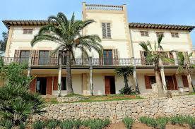 Das Haus Im Haus Das Haus Des Generals Erwacht Lokales Nachrichten Mallorca