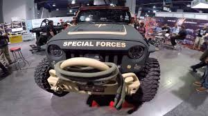jeep black rubicon military jeep rubicon black ops youtube