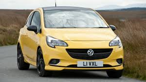 opel corsa opc white 2017 vauxhall corsa review top gear