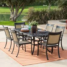 Sorrento Patio Furniture by Amazon Com Belham Living San Miguel Cast Aluminum 42 X 72 In