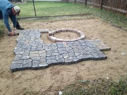 patio stones lowes home outdoor decoration