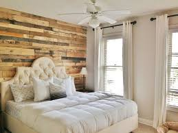 awesome bedrooms with reclaimed wood walls bedroom gray curtains