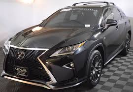 lexus rx 350 wheels 2016 lexus rx f sport in washington for sale 16 used cars from