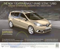 renault scenic 2015 renault grand scenic turbo features u0026 price 7 mar 2015