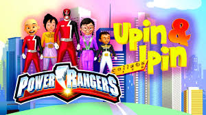 upin ipin fusion power rangers finger family songs learning