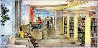 downtown library plan better libraries for palo alto measure n