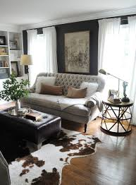 Modern Rugs Canada Livingroom Faux Cowhide Rug Ebay Metallic In Living Room White