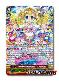 pacifica siege twinkle happiness pacifica g cb05 s20en sp special parallel