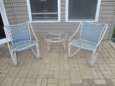 Vintage Brown Jordan Outdoor Furniture by Used Outdoor Furniture Ebay