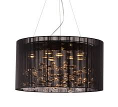 drum pendant lights u0026 hanging shades a great u0026 cheap way to