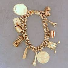 gold chain bracelet with charm images Marvellous inspiration ideas gold charm bracelets 14k charms 1734 jpg