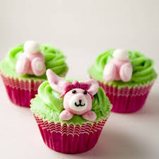 Easter Cupcake Decorations Pinterest by 24 Best Cute Cupcakes Images On Pinterest Kitchen Recipes And