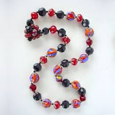 art glass necklace images 273 best glass beads images by the jewelry lady 39 s store on jpg