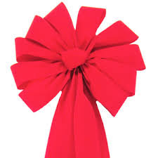 outdoor bows outdoor waterproof bows weatherproof velvet bows